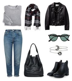"""Untitled #702"" by aatk on Polyvore featuring Blair, Topshop, Ray-Ban, Humble Chic and christopher. kon"