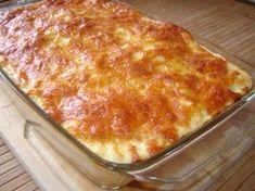 Sufleu de conopida si pui (Monti) Low Carb Recipes, Cooking Recipes, Healthy Recipes, Good Food, Yummy Food, Romanian Food, Desert Recipes, Keto Snacks, I Foods