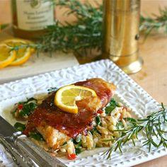 Earth & Vine's Chicken Saltimbocca Recipe