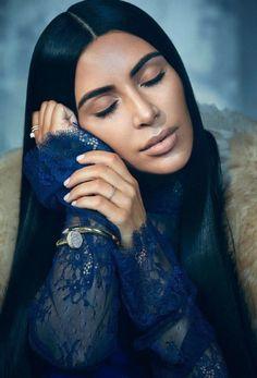 Kim Kardashian West October 2017