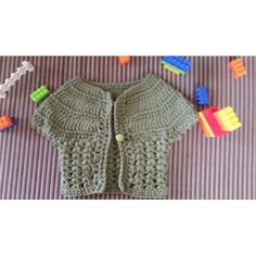 Baby Girl Crochet Cardigan By Amore #winterbabyclothes #babyboutique #trendybabyclothes