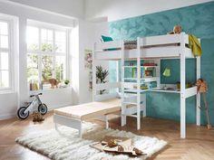 Dwuosobowe łóżko dla dzieci