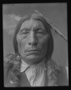 Portrait of Native American Cheyenne Chief Wolf Robe at the Louisiana Purchase Exposition, St Louis, Missouri, June Get premium, high resolution news photos at Getty Images