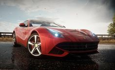 Ferrari F 12 Berlinetta Need for Speed Rivals >> available for RENT in Paris and Cote d'Azur by Saintrop.com.