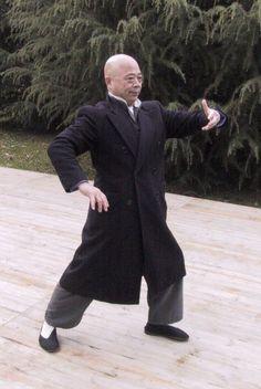 Maestro Chu King Hung - Yang Tai chi chuan