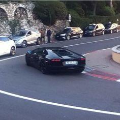 Lamborghini Aventador por: nationofcars_