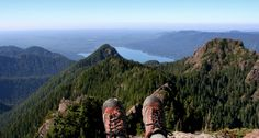 Distance: 8 Miles Round Trip Elevation gain: 3,500 Feet Directions:   A picturesque mountain hovering above the Olympic National Park's Quinault Rainforest and Lake Quinault, Colonel B...
