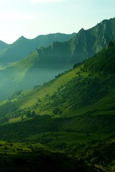 Land Of Cool - anotic: Col du Solour, France Jurassic World, Beautiful World, Beautiful Places, Simply Beautiful, Nature Animals, Amazing Nature, Beautiful Landscapes, Science Nature, The Great Outdoors