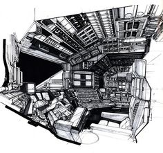 """""""RIP concept artist Syd Mead Star Trek The Motion Picture Blade Runner Tron 2010 Aliens Short Circuit TimeCop Strange Days Johnny Mnemonic Tron Mission Impossible 3 Elysium Tomorrowland Blade Runner Blade Runner, Science Fiction, Syd Mead, Spaceship Interior, Spaceship Design, Environment Concept, Sci Fi Art, Concept Art, Alien Concept"""