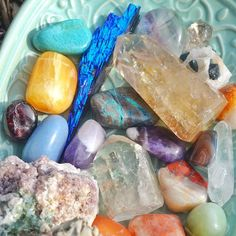 10 Crystals That Will Make You Healthier & Happier on Mind Body Green