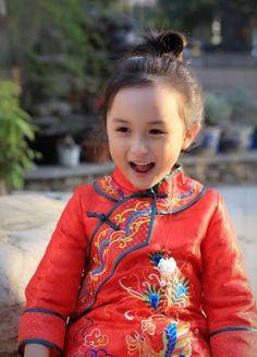 中国 童星-刘楚恬 Liu chutian