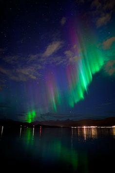 Northern Lights - Tromso, Norway by Ole C. Salomonsen