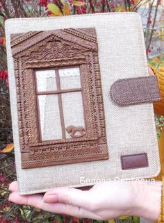 Polymer Clay Decorative WINDOW Tutorial                                                                                                                                                                                 More