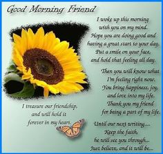A good morning romantic poem for her