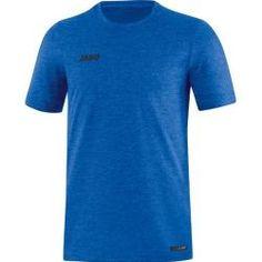 Jako T-shirt Run Hommes Noir Shirt Col Rond Sport Fitness Training tshirt