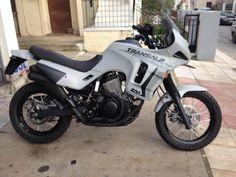 Trail Motorcycle, Enduro Motorcycle, Motorcycle Travel, Honda Motorcycles, Cars And Motorcycles, Off Road Bikes, Dirt Bikes, Gs500, Go Car