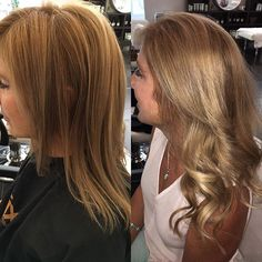 Before and After #klixhair extensions by Tara Rivers #ManeBarBocaRaton #precisionhaircut #love #follow #photooftheday #tagsforlikes #amazing #beauty #look #follow #instalike #style #hairstylistlife #modernsalon #behindthechair_com  #american_salon #manebarboca #bocaraton #bocahair #hairextensions #longhairdontcare #extensionspecialist #nofilter #blended #longhair #noglue