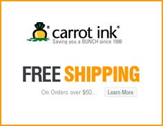 Save on Ink cartridges, laser toners  printing supplies using coupons from Frugaa!