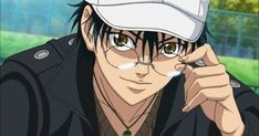 Prince of Tennis: Ryoma Echizen. He's like the second anime boy I fell for L Anime, Anime Comics, Anime Guys, Anime Art, Prince Of Tennis Anime, Samurai, Latest Anime, Japanese Film, Flower Boys