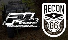 Pro-Line Becomes the Official Scale Accessory of RECON G6 | RC Newb