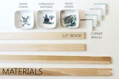 Never pay big bucks on a floating frame for your canvas art again! This easy DIY tutorial shows you how to quickly assemble your own floating frame! Floating Canvas Frame, Diy Canvas Frame, Frames For Canvas Paintings, Diy Frame, Canvas Art, Canvas Ideas, Art Studio At Home, Woodworking Supplies, Wood Screws