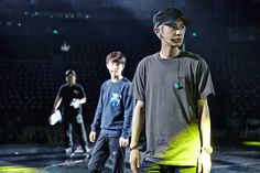 Chanyeol - 150602 SMTown NOW update Credit: SMTown NOW.