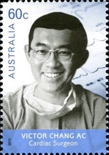 As a gifted surgeon, respected humanitarian and skilled campaigner, Dr Victor Chang was a pioneer of the modern era of heart transplantation. He was murdered in 1991 as he drove to work and in 2000  Dr Victor Chang was named Australian of the Century by the people of Australia.