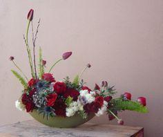 Valentines Boat www.dandelionranch.com #flowers #gifts #love