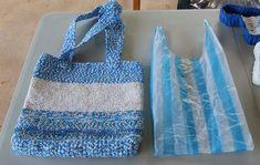 reciclado bolsas plasticas