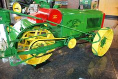 Antique John Deere Tractor