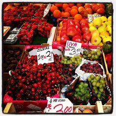 Market Rialto in Venezia, Veneto - Check it out on Saturday morning