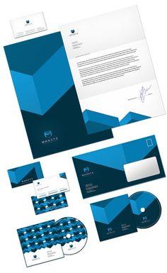 Mansus - Corporate Design by Sergey Barabei — Designspiration