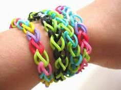 In the basic functionality of a Rainbow Loom it simply holds and wraps threads beneath strain that allow interweaving of the weft threads, The quality you get from automatic knitting looms, manual ones, needles or from Rainbow Loom. Then Rainbow Loom are easier to handle and will do magic for you. Charm Bracelets are placed around the wrist with numerous decorative trinkets dangling about. This small Rainbow Loom Bracelet is meant to symbolize the things most important to whoever wears them.