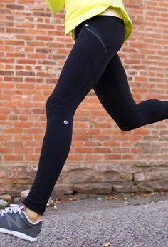 Lululemon Toasty Tech Tight.