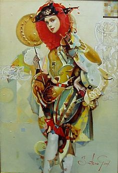 Artodyssey. Galina Sinofkin