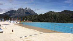 Llao Llao Hotel Bariloche pileta infinita