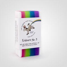 Unicorn No. 2 Soap