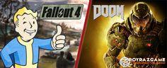 VR Modu Fallout 4 ve Doom İçin Çıkıyor - PoyrazGame.com