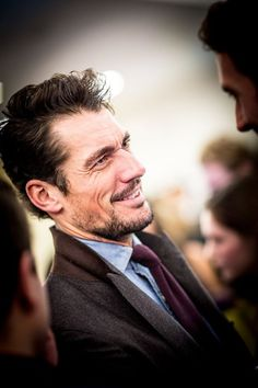 David Gandy at the #NUCAPITAL Launch in London || by John Arandhara-Blackwell || 22/10/15