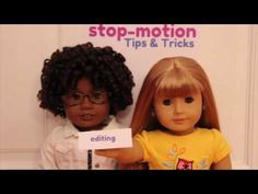 Stopmotion Tips and Tricks with basilmentos! - YouTube