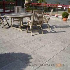 Chinees Hardsteen terrastegels voor weinig geld.