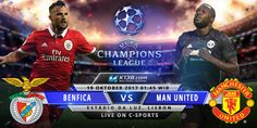 Prediksi Benfica vs Man United 19 Oktober 2017