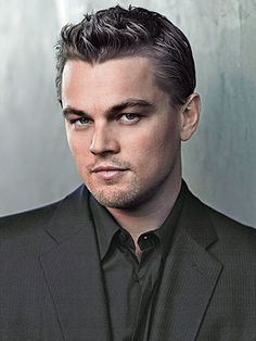 Leo Dicaprio...would love to meet him!