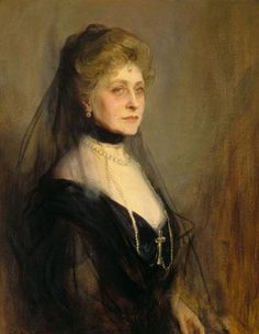 Princess Louise was Queen Victoria's 4th and most beautiful daughter. She married the Marquis of Lorne, later Duke of Argyll. He is generally thought to have been gay and it was a friendly, but not happy marriage. She lived until WWII. She was an artist.