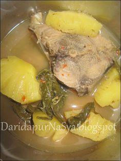 Dari Dapur NaSya: Singgang asam pedas nanas