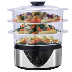 Luxury Stainless Vegetable Steamer