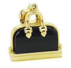Yellow Louis Vuitton Bag