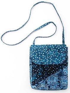 Flip Flap Bag Sewing Pattern
