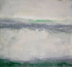 """Saatchi Art is pleased to offer the painting, """"Hiden misty lake,"""" by Monika Vitanyi. Original Painting: Acrylic on Canvas. Size is 0 H x 0 W x 0 in. Paintings For Sale, Original Paintings, Original Art, Lake Painting, Lake Art, Living Room Art, Landscape Paintings, Saatchi Art, Canvas"""