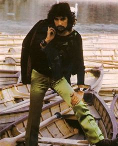 See Cat Stevens pictures, photo shoots, and listen online to the latest music. Cat Stevens, Uk Music, Music Store, John Lee Hooker, Smile And Wave, Roy Orbison, Old Flame, Beautiful Men, Beautiful People